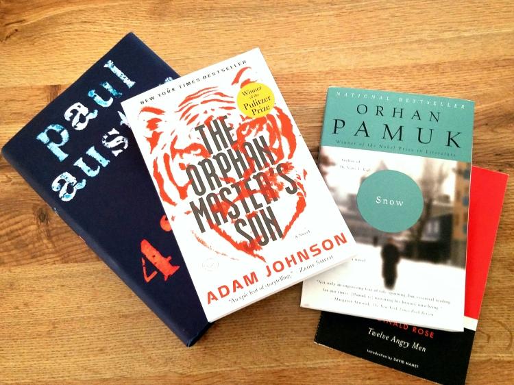 books-february-outlay